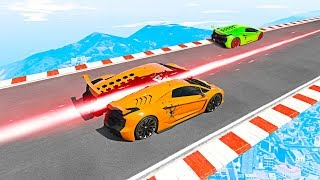 Download WORLD'S MOST DIFFICULT STUNT RACE IN GTA 5! Mp3 and Videos
