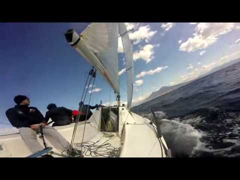 MARY POPPINS I regata campionato minialtura napoli 2017 este24