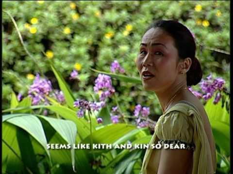 Sri Lanka My Second Homeland (Sri Lankan Song) - Ms Midori Hara ( Japanese Lady )
