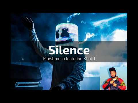 Marshmello ft. Khalid - Silence [Mp3 Download]