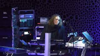 Tangerine Dream - Cloudburst flight [ Hamburg - 7 - 2 - 2018 ]