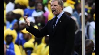 Stuart Baxter speaks of Bobby Motaung controversy