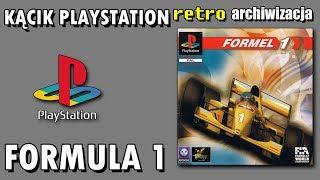 Formula 1 od Psygnosis - najlepsza Formuła Jeden ze wszystkich | Retro archiwizacja - odcinek 391