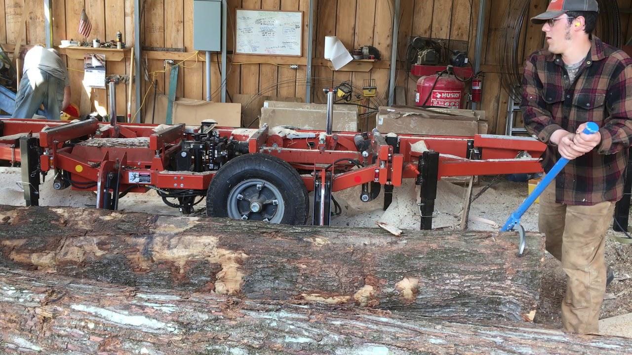 Wood-Mizer LT70 Super Cutting 5/4 WSM