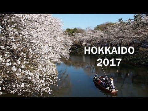 HOKKAIDO 2017 (22 April-1May)