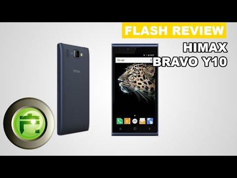 Himax Bravo Y10 Smartphone Quadcore RAM 2 GB - Review Indonesia - Flash Gadget Store