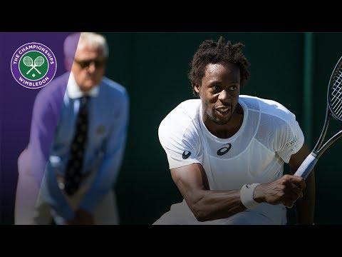 Wimbledon 2017 - Gaël Monfils' 360 winner