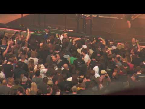 Nine Inch Nails March of the Pigs  Live at The Santa Barbara Bowl 2009