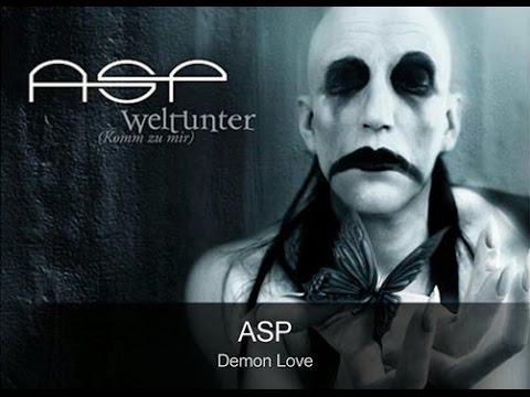 ASP- Demon Love+lyrics-subtitulos español l NECRO LYRICS