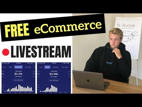 Fixing Your Ecommerce Struggles + Q&A (LIVE Help)