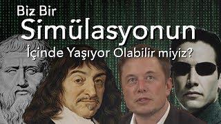Simülasyon Argümanı ve Felsefesi