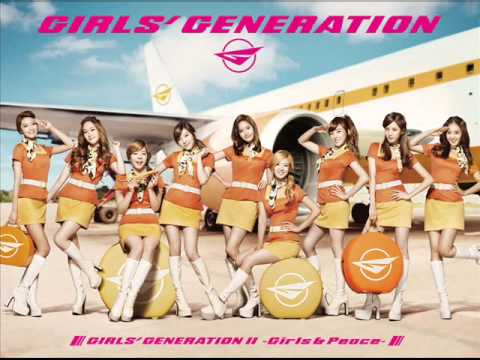 Girls Generation - 2nd Album Japanese Trailer