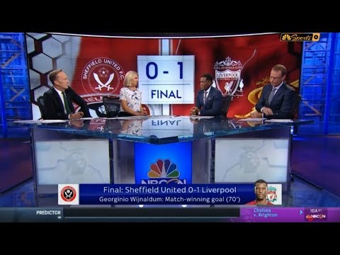 Sheffield United vs Liverpool 0-1 Post Match Analysis & All
