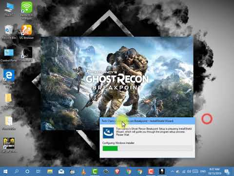How to download Tom Clancy's Ghost Recon Breakpoint on PC +Full Game for Free Crack Codex - 동영상