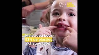 Brosse à dents enfant souple écologique et rechargeable