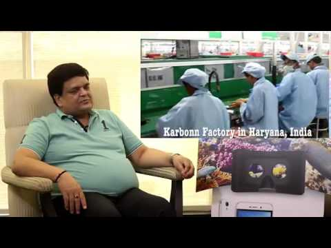 Pradeep Jain, MD, Karbonn Mobiles in conversation with DB Spotlight