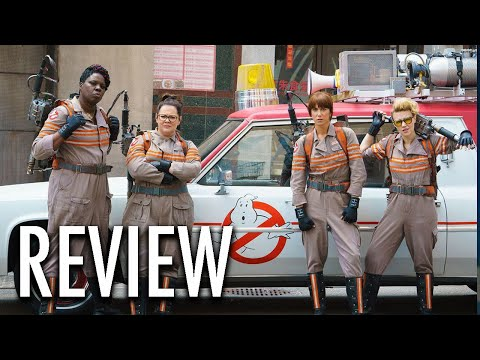 Ghostbusters (2016) video review