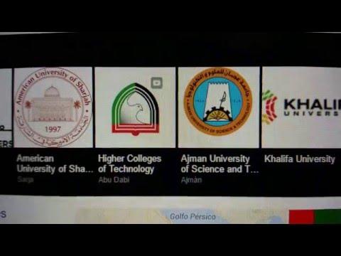 university shields Arab Emirates 1