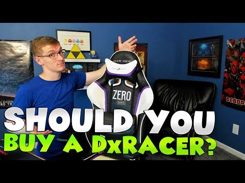Should You Buy A DxRacer? A Streamer's Honest Opinion...