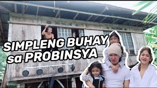 Simpleng Buhay Sa Probinsya | Melason Family Vlog