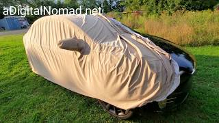 DON'T Do This To Your TESLA Car Cover