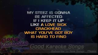 Your Love Is My Drug - Kesha (Lyrics Karaoke) [ goodkaraokesongs.com ]