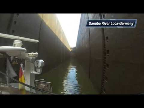 Danube River Lock