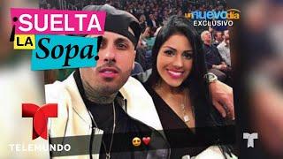 ¡Nicky Jam y Angélica Cruz se divorcian! | Suelta La Sopa | Entretenimiento