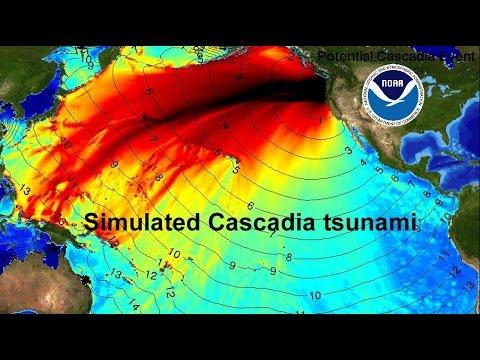 California se Prepara Para un Posible MEGA Tsunami