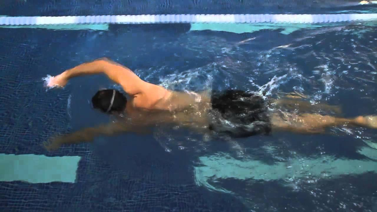 Front Crawl Bilateral Breathing