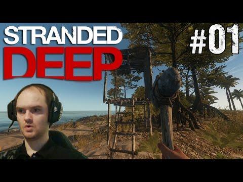 Stranded Deep Прохождение ► УБИЙЦА The Forest ◄ #01
