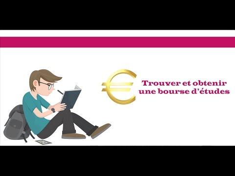 【Études en France】 Trouver et obtenir une bourse d'études (sous-titres français)