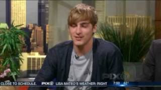 Big Time Rush Sits Down with PIX News -Interview-