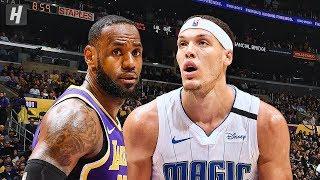 Orlando Magic vs Los Angeles Lakers - Full Game Highlights | January 15, 2020 | 2019-20 NBA Season