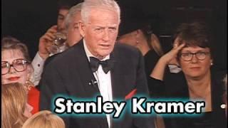 Stanley Kramer Salutes Sidney Poitier at AF  Life Achievement Award