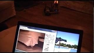 Wifi Lego Camera Robot (2)