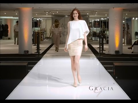Gracia Fashion Runway June 2016