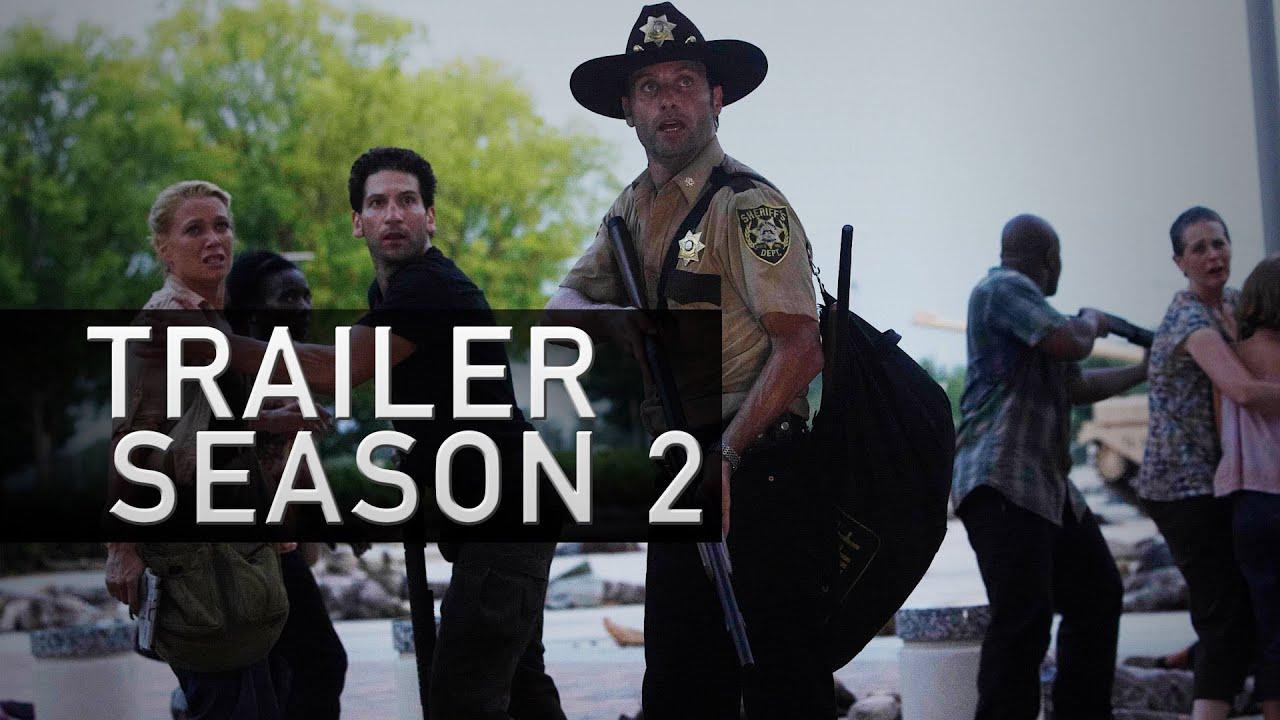 Download The Walking Dead Trailer (Second Season)