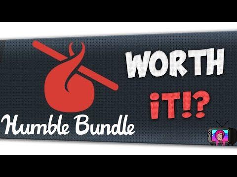HUMBLE BUNDLE REVIEW