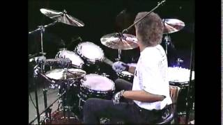 I´m Your Captain / Closer To Home Don Brewer Playing Drums