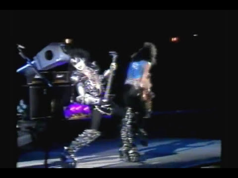 Kiss-live in Rio-Maracanã stadium-6/18/83-HQ-Vinnie Vicent,Eric Carr-High Performance