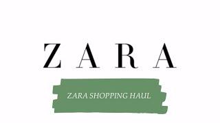 ZARA 쇼핑&피팅. 스퀘어넥 니트원피스/ 여름…