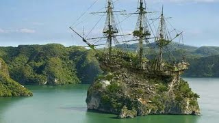15 Most Mysterious Abandoned Ships In The World!