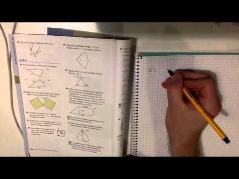Origo 1b, Blandade uppgifter, geometri  Del 2