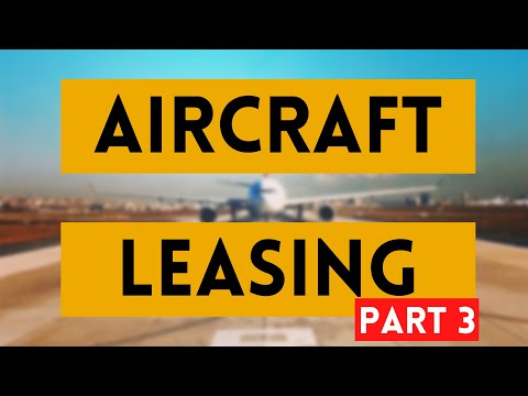 AIRCRAFT LEASING 3