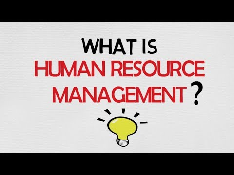 What is Human Resource Management (HRM)?