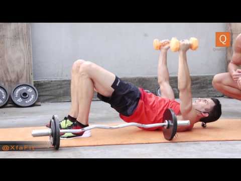 The 5 Round Full Body Workout (30 Minutes)