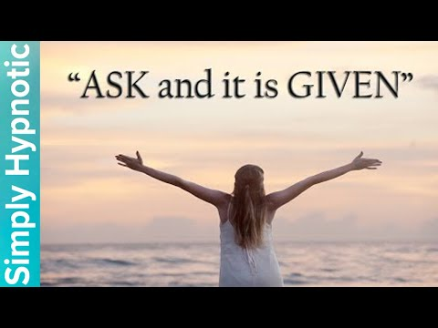 🎧-ask-and-it-is-given-|-manifest-your-desires-|-attract-wealth-|-attract-health-|-relationships-|