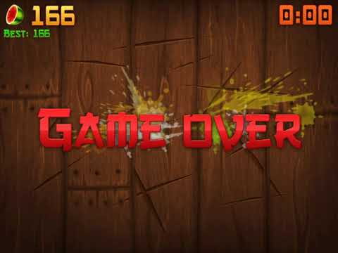 Fruit Ninja | Level 5-9 | Game Play Review