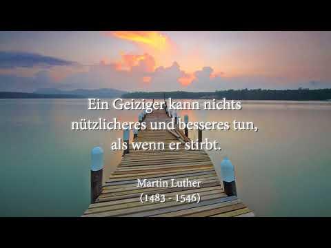 Zitate von Martin Luther